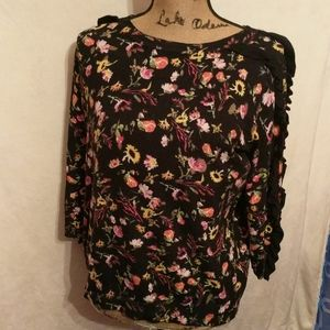 Philosophy Floral sweater Large